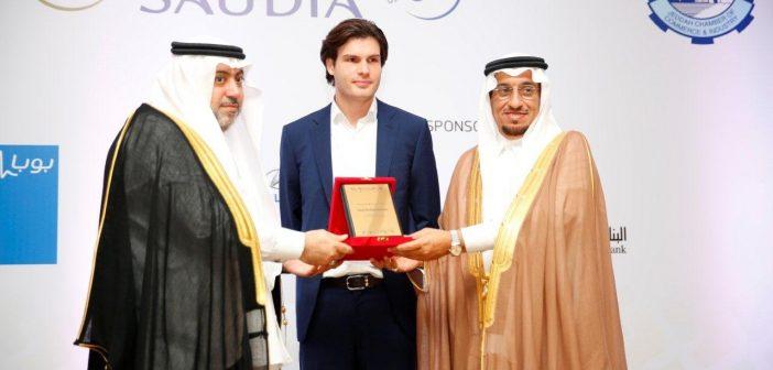 Daan Elffers also chaired CSR Summit in Jeddah 2014