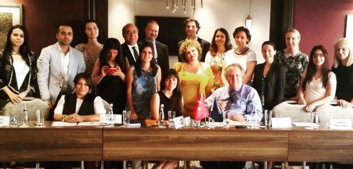 CSR-Turkey-Round-Table