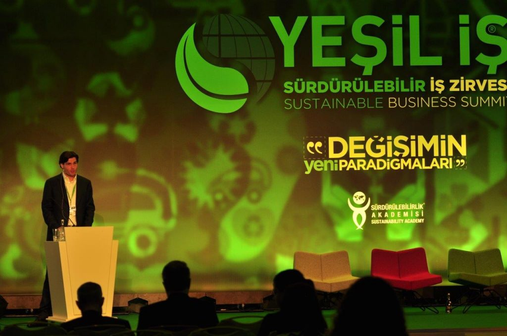 Daan Elffers Green Business Summit Istanbul