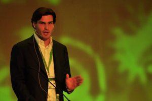 Daan Elffers, key note speaker, Sustainable Business Summit October 2015