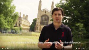 Daan Elffers interview in Cambridge