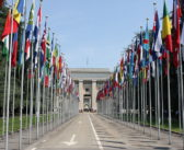 CEO Daan Elffers at the Palais des Nations, United Nations Office Geneva