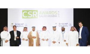 Daan Elffers (right) CSR Saudi Arabia