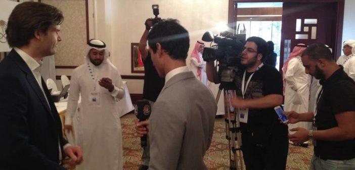 CSR Awards Saudi Arabia judge Daan Elffers of EMG and CNBC