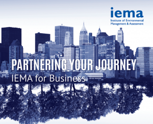 EMG CEO appointed to IEMA Strategic Advisory Council