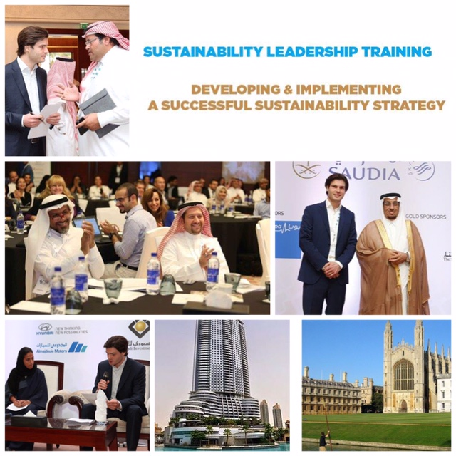 Crporate responsibility trainings in UK and UAE