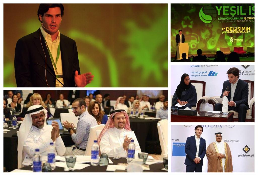 Audience of speaker and trainer Drs Daan Elffers in Dubai, UAE