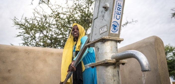 UNICEF Chad/2016/ Bahaji